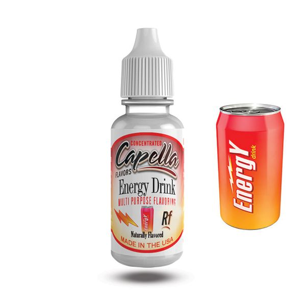 Capella aromāts Energy Drink 13ml