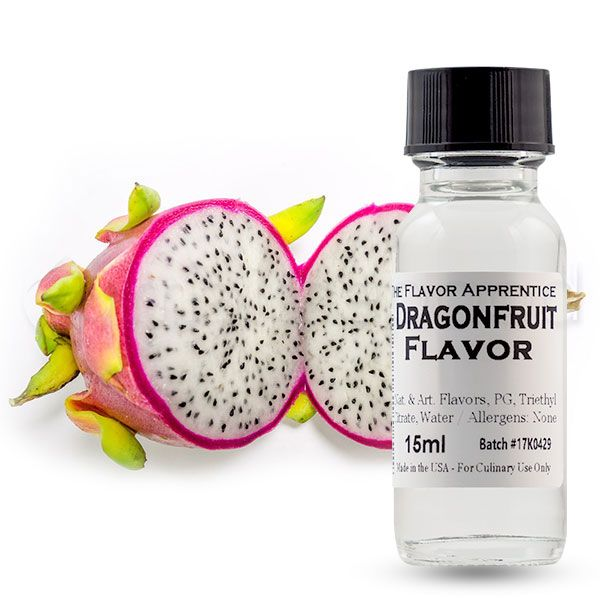 The Flavor Apprentice aromāts Dragonfruit 15ml