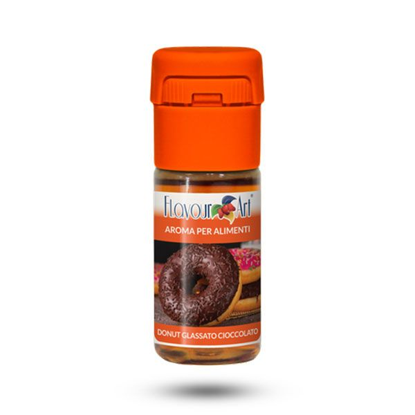 FlavourArt  aromāts Chocolate Glazed Doughnut 10ml