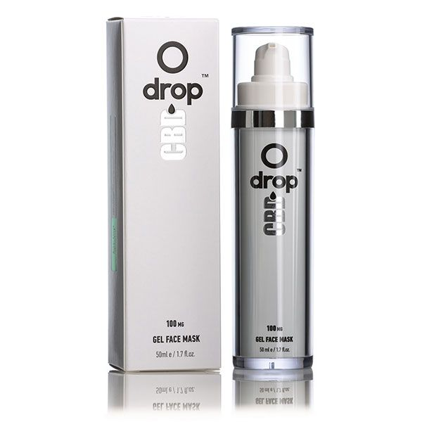Drop CBD Geel Näomask 100mg 50ml